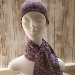 Joe Boxer Scarf & Hat Set